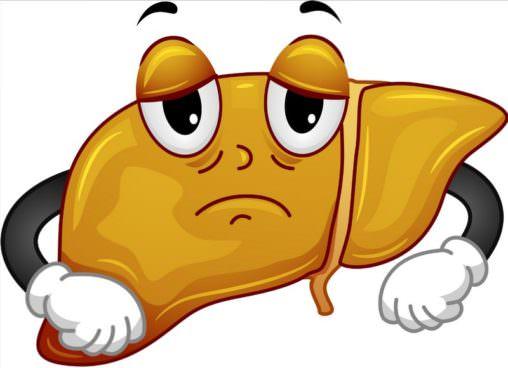 肝臓の病気の種類