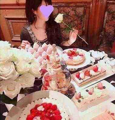女友達の誕生日プレゼント 誕生日 デザートビュッフェ