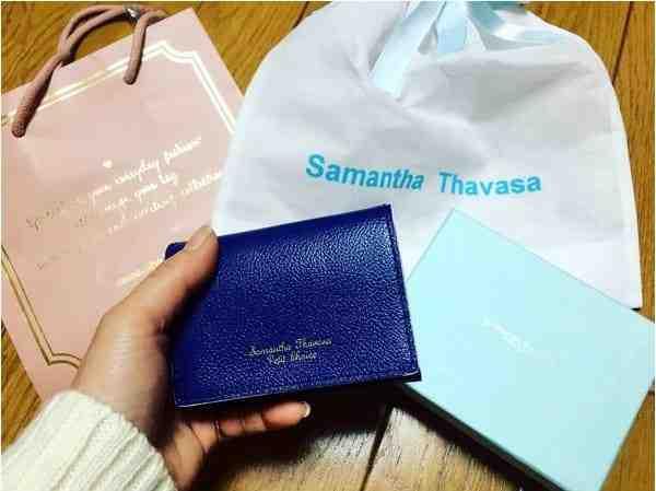 サマンサタバサのミニ財布