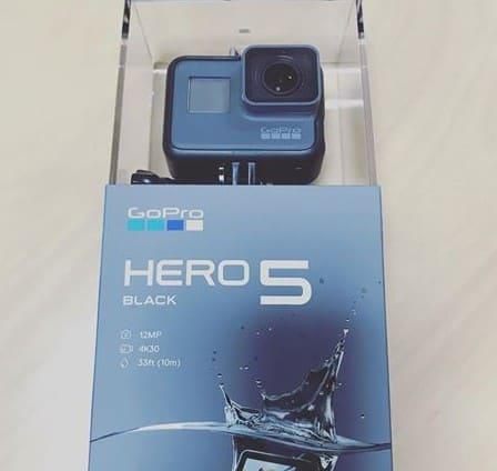 ゴープロ HERO5