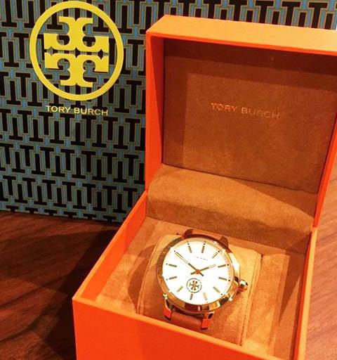 トリーバーチの腕時計